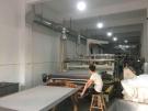 温州某亚克力板铸造切割车间粉尘收集案例