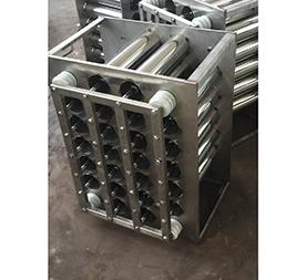尖端方电低温等离子不锈钢电场